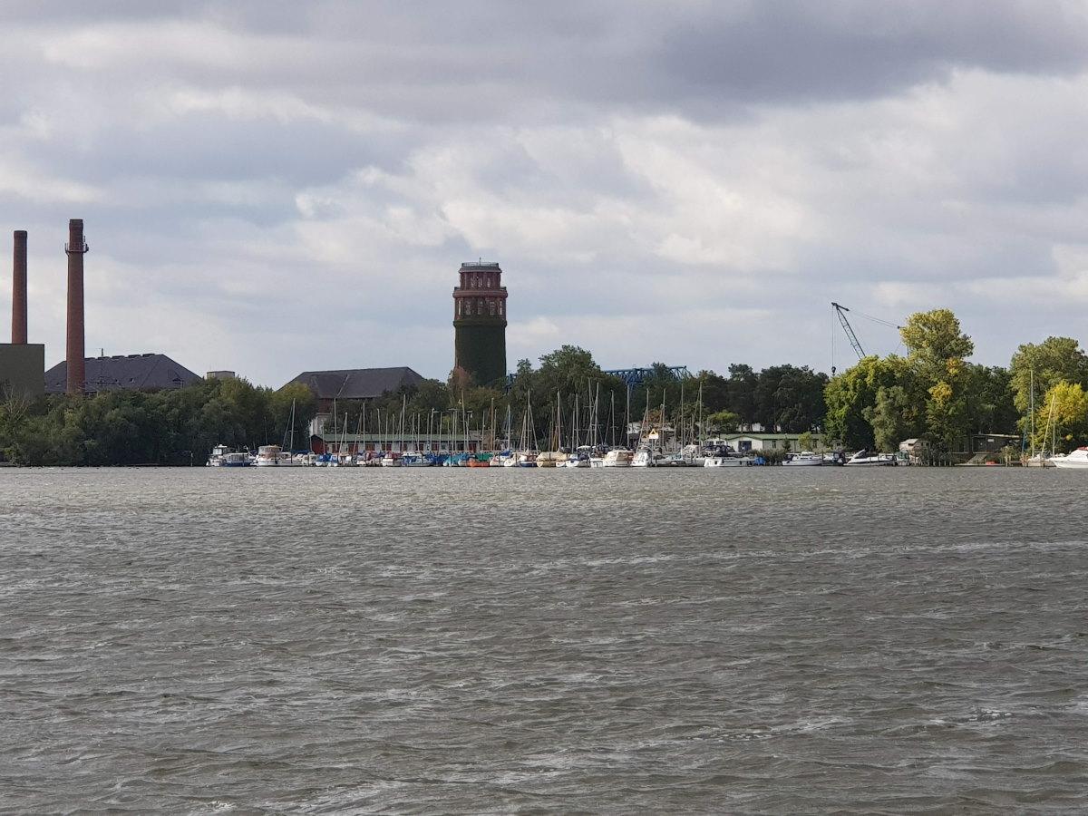 Die Havel ist ein Elbezufluss