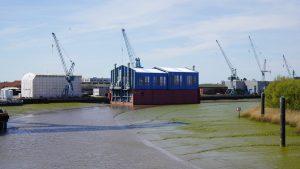 Este Mündung Sietas Werft