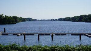 Regattastrecke Hamburg-Allermöhe