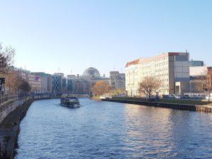 Spree in Berlin