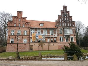 Wasserschloss Bergedorf an der Bille